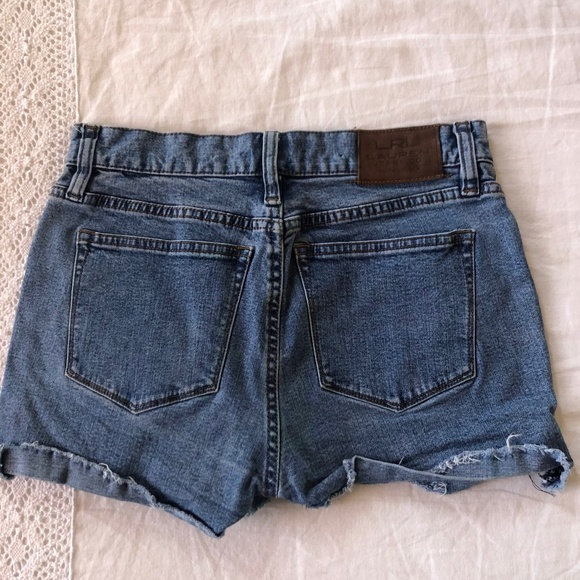 Ralph Lauren Pants - Vintage Ralph Lauren High Waisted Shorts